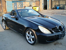 Mercedes-Benz SLK 200 SLK200 DAMAGED SALVAGE REPAIRABLE ( REG: CN55FZV )