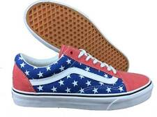 VANS. Van Doren. Stars / Stripes. Red, White, Blue. Mens US Size 11.0.