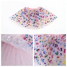 New Baby Girls Bling Sequin Princess Tutu Skirt Child Summer Ballet Dance Dress