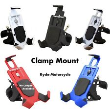 Mob Armor Handlebar Clamp Mount Motorcycle Alloy Cell Phone Smartphone Holder
