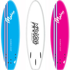 "Maddog Samoa Soft Foamie Surfboard 6' 6"" - Assorted Colours Foam NEW"