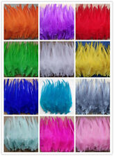 Wholesale 20/50/100pcs beautiful rooster tail feathers 12-15cm / 5-6inches Hot!