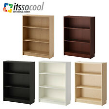 IKEA BILLY Bookcase Shelving Book Storage Rack Size L 5 Colors