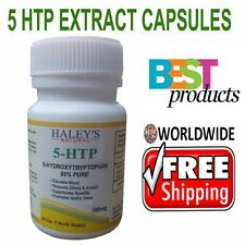 Top Quality 5 HTP Capsules 100 mg Griffonia Seed Extract Free WorldWide Shipping