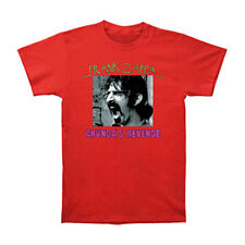 Frank Zappa Men's  Chunga's Revenge T-shirt Red