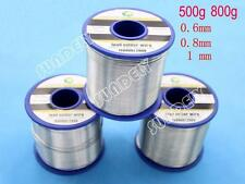 0.6-1 MM 63/37Rosin Core Solder Wire Tin Lead Flux Solder Welding Iron Reel Roll
