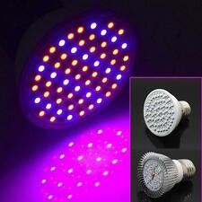 6W 18W Full Spectrum UFO 60/18LED Plant Grow Light lamp for Indoor VEG/FLOWER FB