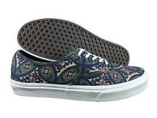 VANS. Authentic. Liberty Green / Blue Unisex Shoe. Mens US Size 8.5