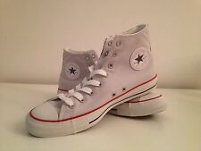 Mens Converse CT League Chuck Taylor All Star Grey Hi Mo Mouse Trainers
