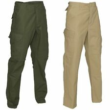 Tru-Spec BDU Ripstop Combat Trousers US Army Military Tactical Security Pants