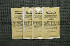 POWDERED JUICE DRINK SACHET Beverage Energy Powder British Army 24hr Ration Pack