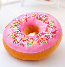 Yummy Icing Donut Pillow