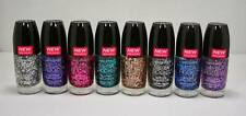WET N WILD MEGA ROCKS GLITTER NAIL POLISH COLOR - CHOOSE ONE