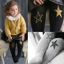 Toddler Kid Child Boys Girls Tights Baby Arm Leg Warmers Five Star Printed Pants