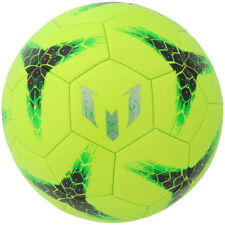 adidas F 50 Xite 2016 Messi Soccer Ball Green - Gray  Brand New
