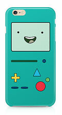 Adventure Time With Finn And Jake Beemo BMO Game iPhone 6S / 6S+ Plus Hard Case