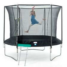 TP Toys Genius Round Trampoline with Igloo Door