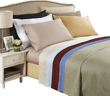 Elegant Bedding's 1800TC Luxury Hotel Sheets, Deep Pocket & 100% Egyptian Cotton