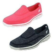Ladies Skechers Trainers Style - Go Walk 2 Super Sock