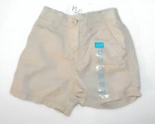 The Childrens Place Toddler Boys Beige Shorts Size 6-9 Months NWT