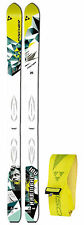 Fischer Hannibal 100 Skis with ProFoil Skins - 170cm