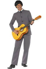 Fab Four Iconic Beatles Rock Band Adult Costume
