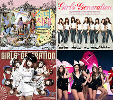 US Girls Generation Rare mini single album SNSD Early debut Original Brand New