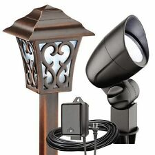 Malibu AURORA LED 6pc Landscape Lighting / Spotlights ~ BUY LOW NOW!