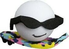 Surfer Dude Multicolor Board Antenna Ball Pencil Topper