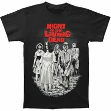 Night of the Living Dead Bloodthirsty T-Shirt SM, MD, LG, XL, XXL New