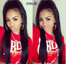 Hot selling 7A Full Lace Human Hair Wigs For Black Women Brazilian remy lace wig