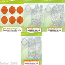 Tonic Studios Decorative Mini Die & Stamp Collection Cutting Dies - FREE UK