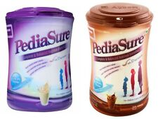 PEDIASURE Powder Mix Chocolate & Vanilla *Choose Your Size** Free Ship Worldwide