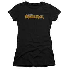 FRAGGLE ROCK LOGO Licensed Juniors Womens Graphic Tee Shirt SM-2XL