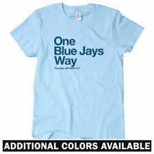 Toronto Baseball Stadium Women's T-shirt S-2X - Fan Gift Blue Jays Ontario T-Dot
