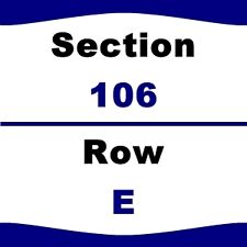 4 TIX Kiss 9/7 Webster Bank Arena Sect-106