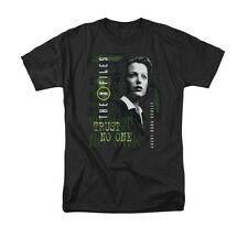 X FILES SCULLY Officially Licensed Men's Graphic Tee Shirt SM-5XL