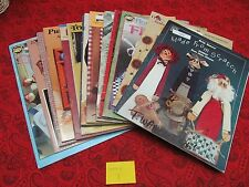 TOLE PAINTING & CRAFT PATTERN BOOKLET - GROUP 1 - CHOOSE ONE! GREAT VARIETY!