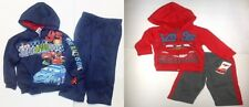 Disney Cars Toddler Boys 2 Piece Hoodie Outfit Size 3T NWT