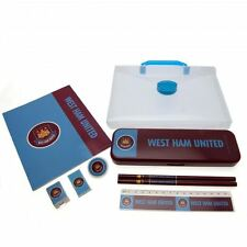 West Ham United FC Stationery Set CC Football Soccer EPL