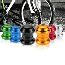 "Bike Bicycle 1 1/8"" Threadless External Headset Sealed Cartridge Bearings X7V0"