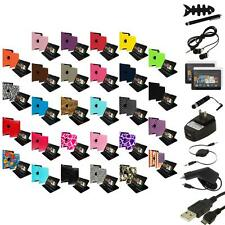 For Amazon Kindle Fire HDX 7 7.0 2013 Case Cover 360 Pouch+10X Accessories