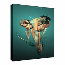 Ballet Canvas Wall Art prints high quality