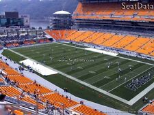 (4) Steelers vs Giants Tickets Upper Level Under Cover!!