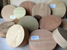 Woodturning Selection Box - Mixed Species Bowl Wood Turning Blanks Ideal Gift