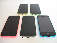 Apple iPhone 5c 16GB (Sprint) Clean ESN, Fully Tested / Funct., with Screen Burn