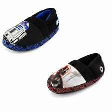 Star Wars Kids A Line Slippers Darth Vader Storm Trooper R2D2