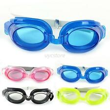 Anti-Fog Anti-UV Swimming Goggles Silicone Glasses for Kids Adults Vogue U80