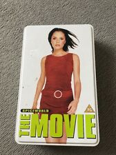 Official Spice Girls Spiceworld Movie Tin & Video