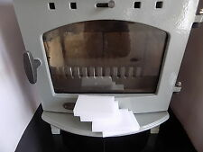 Wood Burning Stove Glass Cleaner - Free Post and Packing